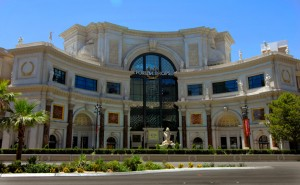 Retail Therapy at Caesar's Palace with The Forums Shops
